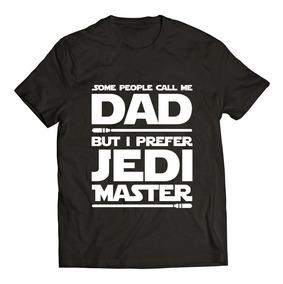 Papá Padre Jedi Dia Dad Master Star Del Wars Playera TK1J3lFcu5
