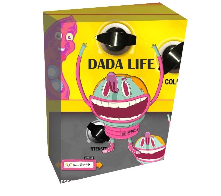Dada Life Endless Smile, Saussage| Bundle | Windows, Mac