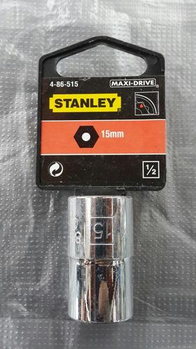 dado 15mm con ataque de 1/2 stanley hex