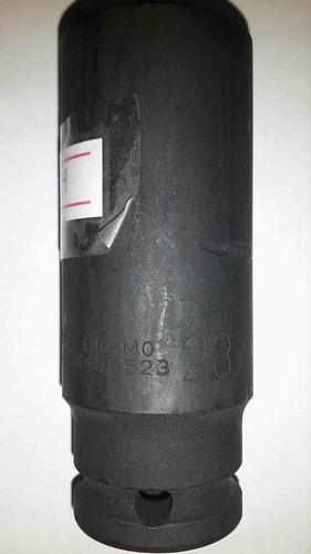 dado de impacto mando 1/2 largo marca force