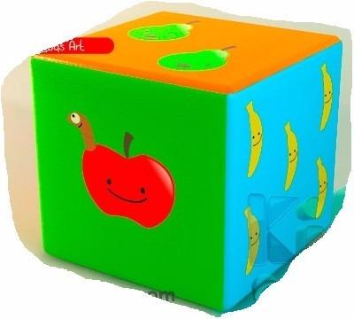 dado gigante para bebé de estimulación marca kids colors