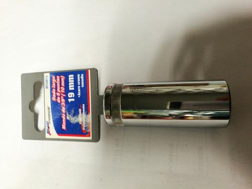 dado largo de 6 puntas mando de 3/8  (10mm)