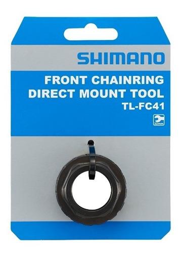 dado llave herramienta extractor tl-fc41 plato shimano 12