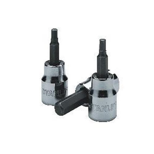 dado punta hexagonal 10 mm mando  3/8  stanley 4-87-976