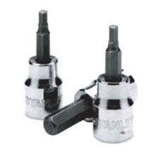dado punta hexagonal 6mm mando  3/8  stanley 4-87-973