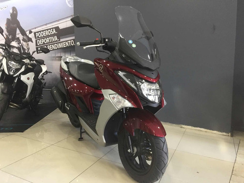 daelim 125 scooter
