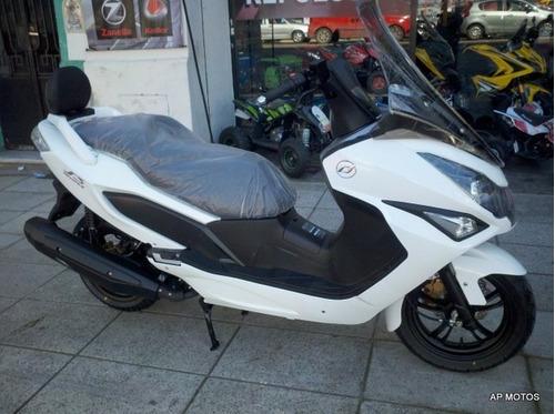 daelim advance 250 s3 0km ap motos