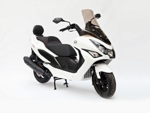 daelim advance 250 s3 0km scooter motos ap