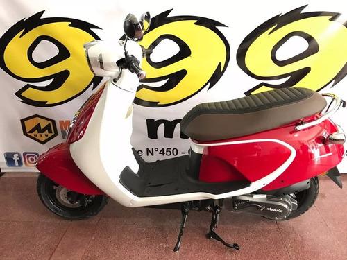 daelim besbi 125 scooter
