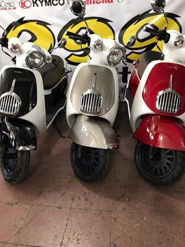 daelim besbi 125 scooter moto