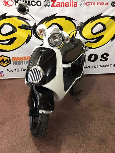daelim besbi 125 scooter retro vintage 0 km okm financiamos!