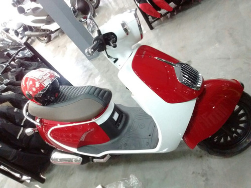 daelim besbi scooter motos