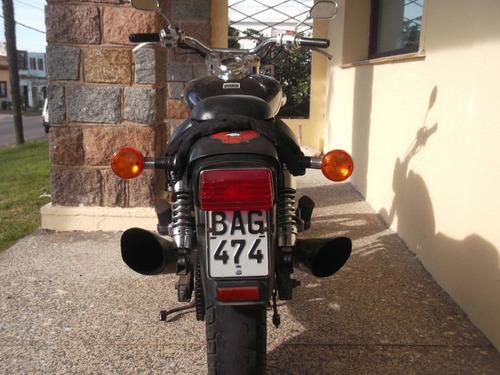 daelim magma 125 cc custom