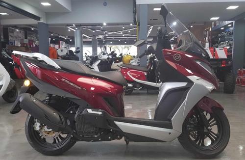 daelim steezer 125 motos