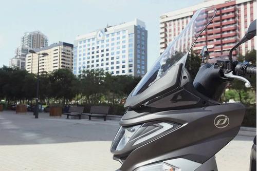 daelim steezer 125 piso plano sauma motos