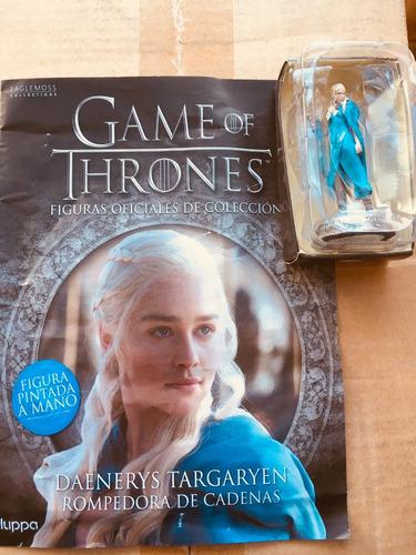 daenerys targaryen - figuras game of thrones pintadas a mano