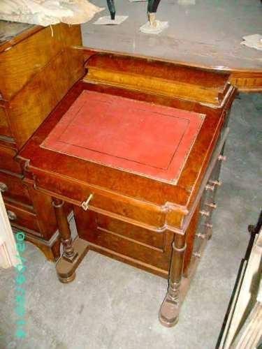 daevenpor original en madera de amboya.
