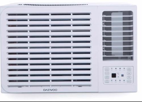 daewoo clima de ventana daewoo 1 tonelada (12000 btus) 220v