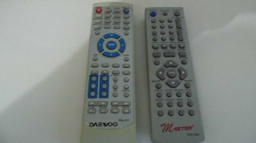 daewoo control remoto para dvd daewoo...