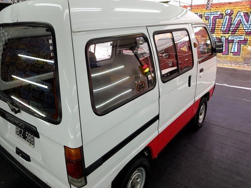 daewoo damas 1996 0.8 coach aa