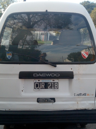 daewoo damas coach