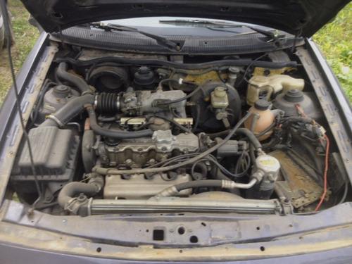 daewoo espero cd 2.0 / lataria/suspensão/mecânica/acabamento
