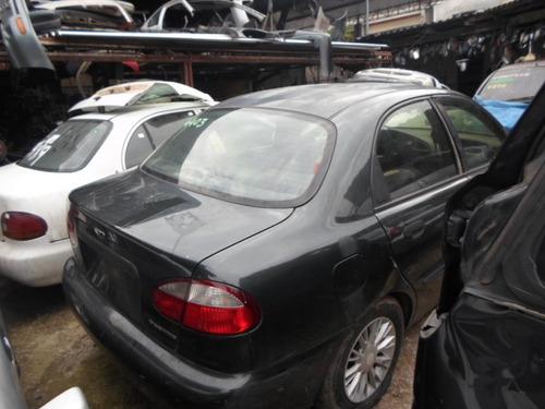 daewoo lanos 1998 sucata para retirar peças!