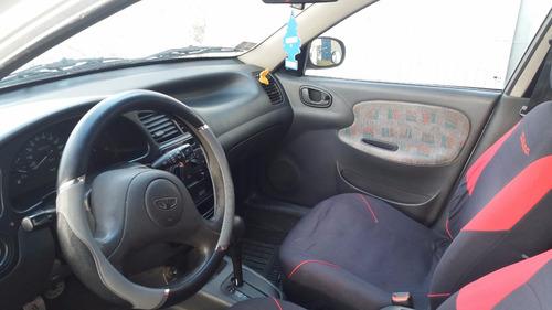 daewoo lanos full automatico unico dueño