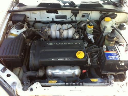 daewoo lanos motor cambio sucata1998 1.6 16v peças