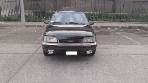 daewoo lemans motor 2.0 color negro