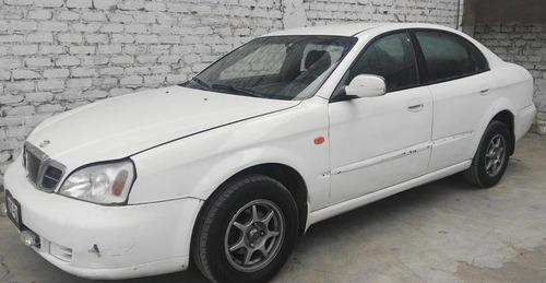 daewoo magnus 2003 glp mecanico o doy en parte de pago