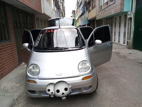 daewoo matiz sedan 2000