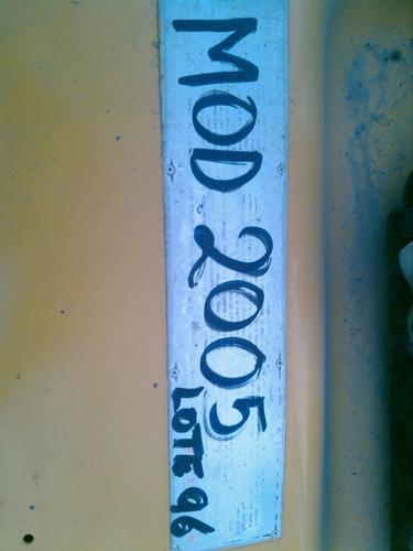 daewoo montacargas 2005