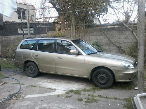 daewoo nubira 1.6 año 2000