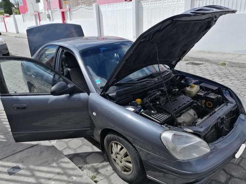 daewoo nubira automático