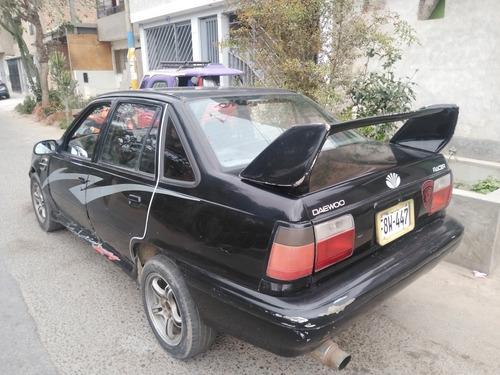 daewoo racer  dual glp y gasolina
