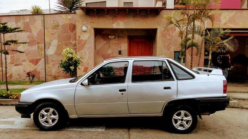 daewoo racer eti 94 gasolina mecanico con sistema glp