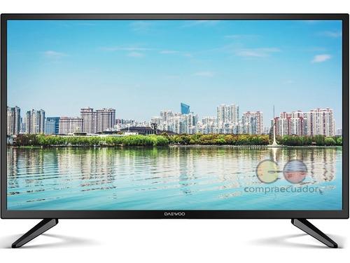 daewoo televisor led 32¨ smart tv android netflix you tube