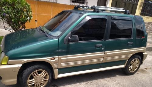 daewoo tico verde con dorado mod 1997 4 puertas