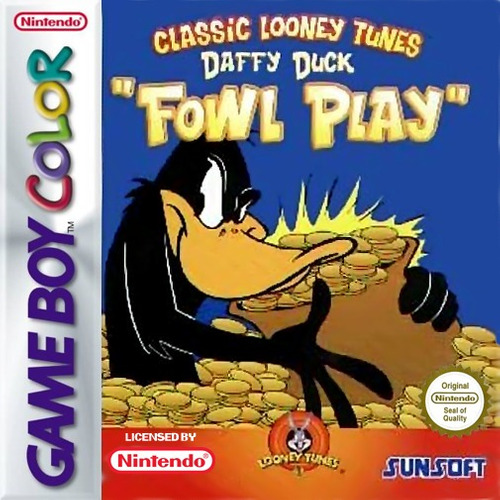 daffy duck fowl play pokemon store chile