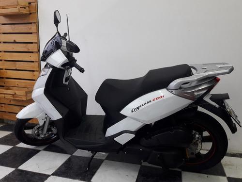 dafra cityclass 200i motos