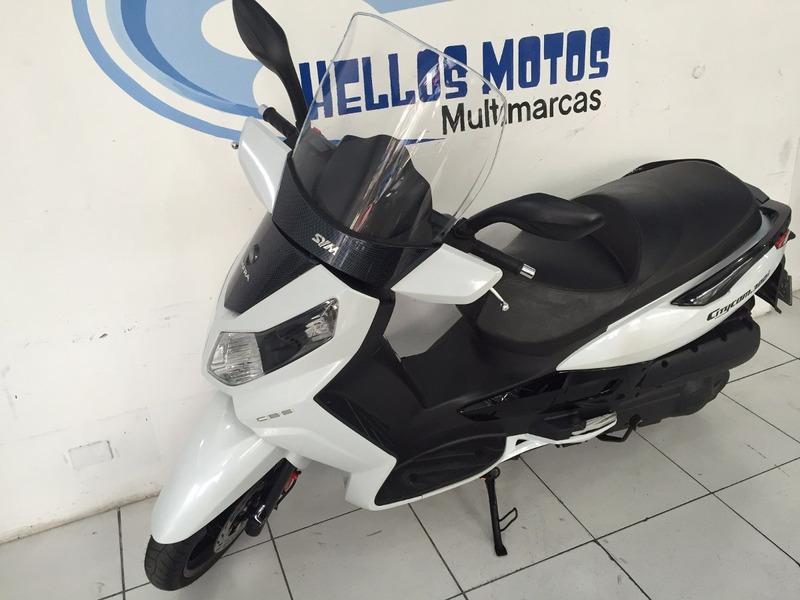 dafra citycom 2015 aceita moto. fin ate 36x cartao 12x