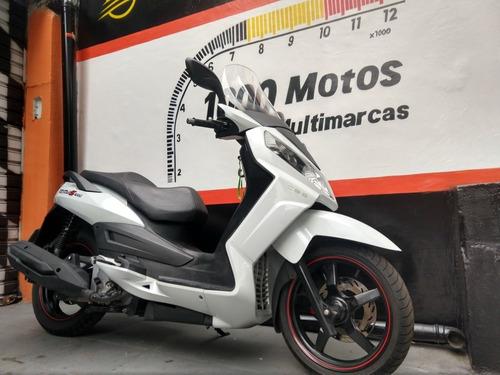 dafra citycom 300 i 2019 aceito moto