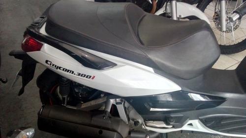 dafra citycom 300 i cbs scooter