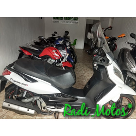 Dafra Citycom 300 Linda Moto Automatica