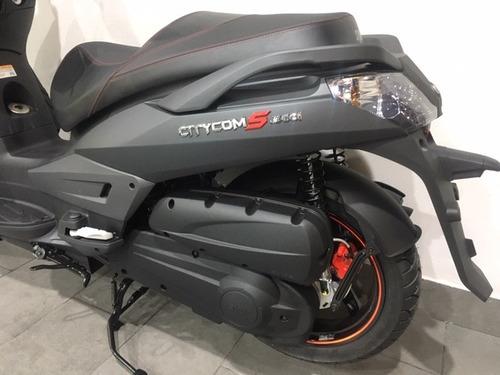 dafra citycom 300 s 2019 zero km promoção $17.490,00 !!!