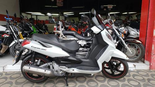 dafra citycom 300cbs ano2015 com apenas 8000 km shadai motos