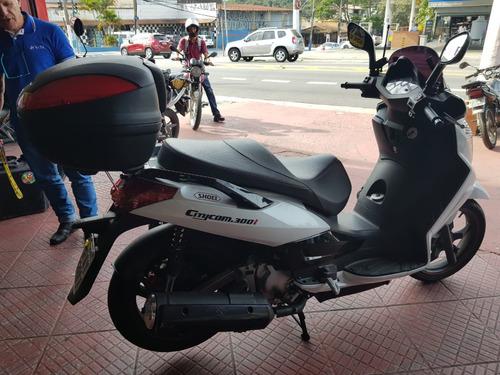 dafra citycom 300i moto scooter