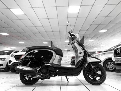 dafra fiddle iii 125cc com 800 km emplacada edition limite