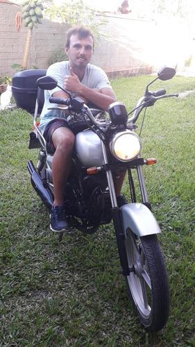 dafra kansas custom 150cc